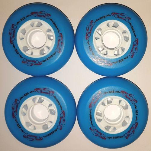 Ratukai ATS 80mm/92A_blue, 8vnt.