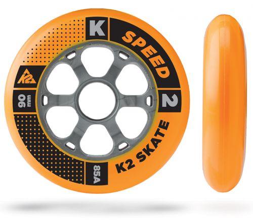Ratukai K2 90mm/85A, 8 vnt.