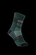 Kojinės SUGOI / tamsiai žalios / 41-43