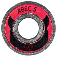 Guoliai WICKED ABEC5, 16vnt.