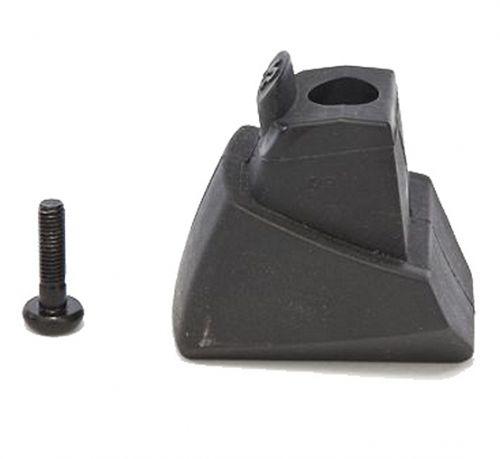 K2 stabdžio guma, juoda