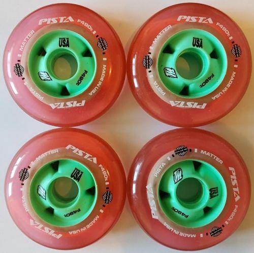 Ratukai MATTER PISTA 84mm/F4, 8vnt.