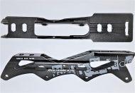 Rėmas Rollerblade, 243mm, 4x80mm